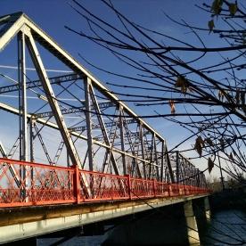 Shouldice Bridge - Oct 2014