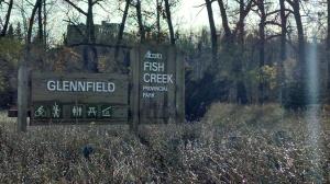Fish Creek Park - MacLeod St Entrance