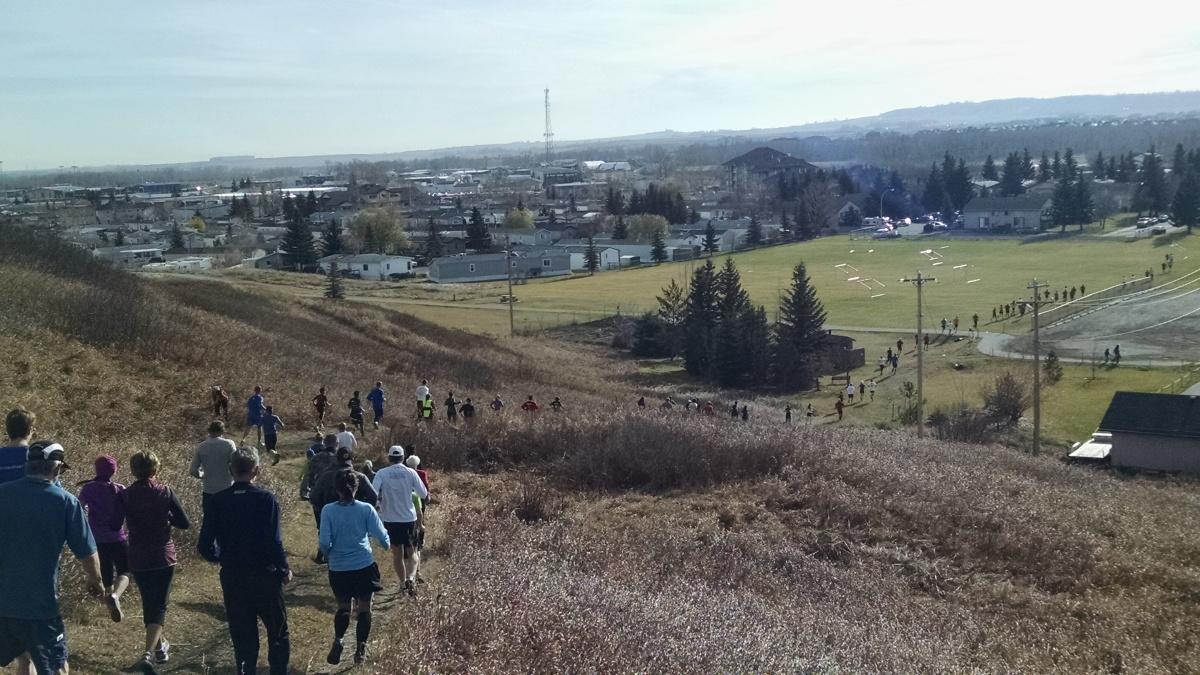 Hills? Oh, yeah, we havehills!