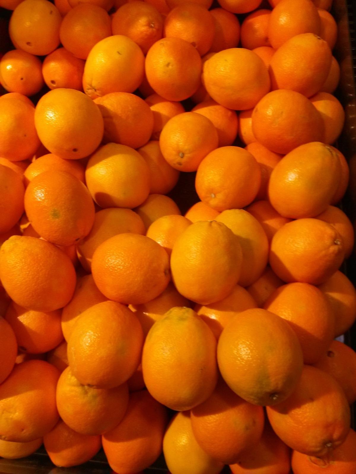 How Far Can 791 Oranges GetYou?