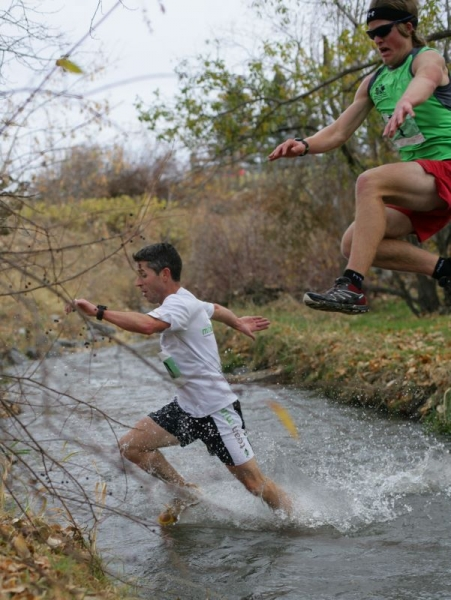 How to Cross a Creek (orNOT)