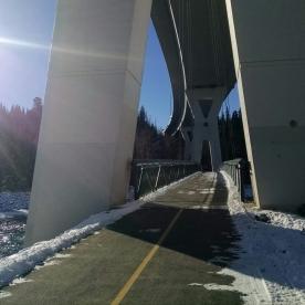 Stoney Trail Bridge - Nov 2014