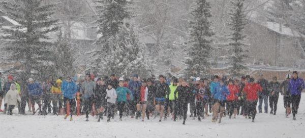 Seen on my run – crazy winterrunners
