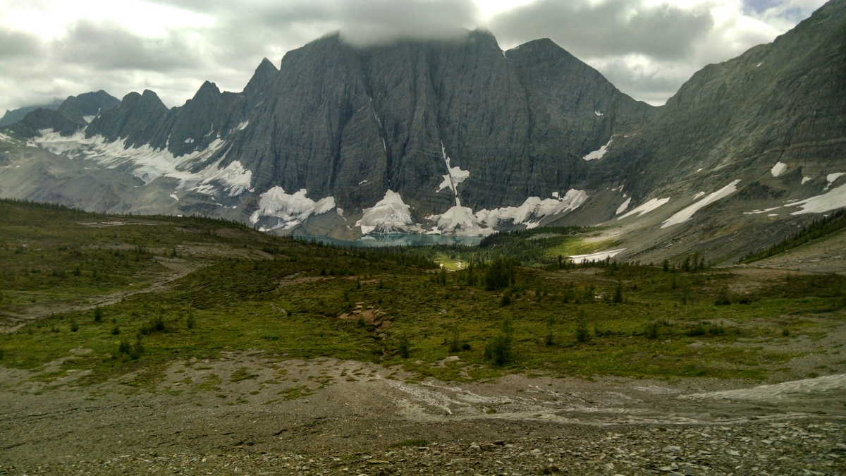 Trail Running in the Canadian Rockies