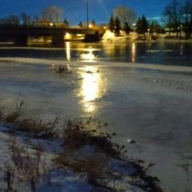 Shouldice Bridge - Dec 2014