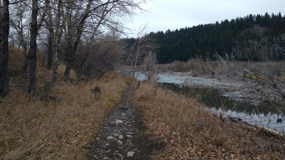 Edworthy Park Trails – Places toRun