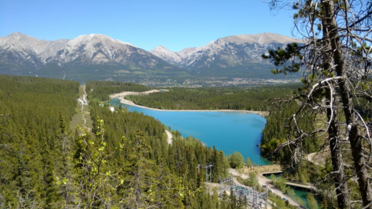 Grassi Lakes – Places to Run